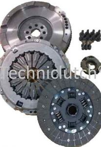 FLYWHEEL & CLUTCH KIT TOYOTA RAV 4 2.0 D4D